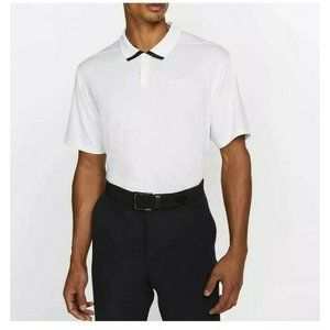 Nike Men's Dri-FIT Vapor Golf Polo White BV0472 10